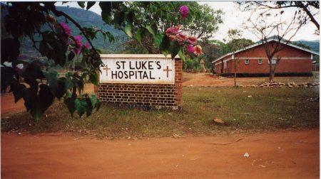 St. Luke's entree